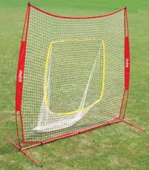 Display product reviews for Rawlings 7\u0027 Instant Net Baseball and Softball Screens Nets | Field