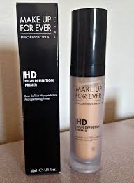 make up for ever high definition microperfecting primer