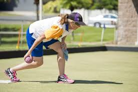 Wendy Mason played in the final at the lawn bowls ...   Buy Photos Online    CQ News