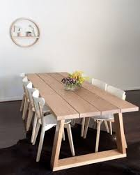 image of plank dining table jim n james these chairs victorian mountain ash timber
