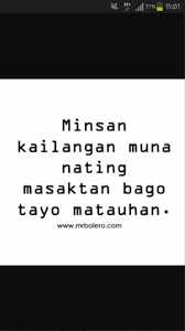 Pin By Jel David On Tagalog Quotes Tagalog Quotes Tagalog Love