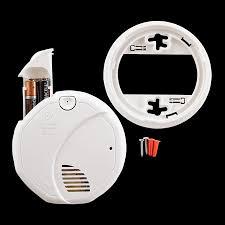 sa320cn dual sensor smoke and fire alarm battery powered with base and batteries