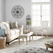 White Living Room Rug