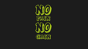 no pain no gain essay no pain no gain