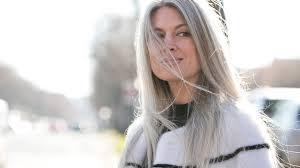 6 Voordelen Van Vrouwen Met Grijs Haar