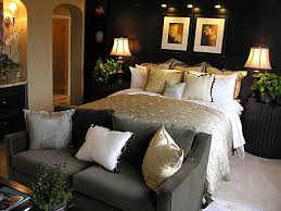 Luxurious Black And Beige Bedroom Decor So Into Decorating - Beige and black bedroom