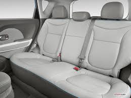 2016 kia soul rear seat