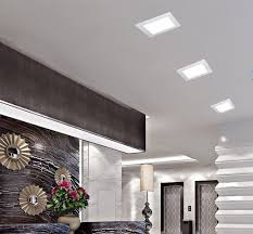 recessed square lighting. The Lighting Square Recessed Light Pertaining To Residence Led Trim Inside Remodel H