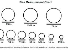 Piercing Length Chart Cartilage Hoop Earring Size Chart Earring Foto Collections