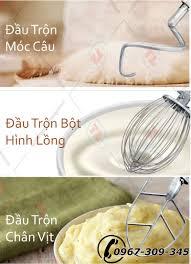 Máy Trộn Bột - Máy Đánh Trứng 10L ✓B10-GF✓