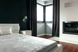Black And White Bedroom Curtains Dark Bedroom Curtains Black White ...