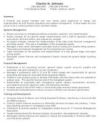 Financial Resume Examples Custom Resume Finance Manager Sample Finance Manager Resume Financial