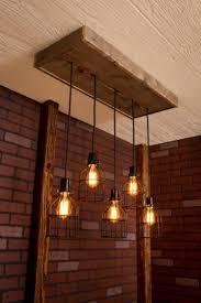 barn wood chandelier reclaimed wood industrial chandelier simple