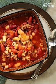 olive garden pasta e ioli soup copycat