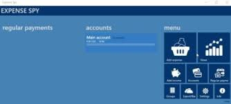 Windows 10 Personal Finance Tracker Track Expenses Income