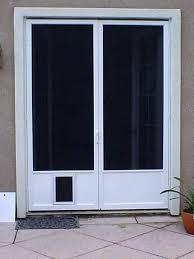magnetic sliding screen door magnetic screen door sliding glass dog door and sliding glass dog door