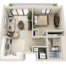 Small Picture Top 25 best Small apartment plans ideas on Pinterest Studio