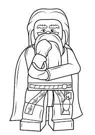 Lego Harry Potter Coloring Pages Harry Potter Coloring Sheet