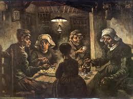 hoofdstuk pag vincent van gogh de aardappeleters  76 vincent van gogh de aardappeleters 1885