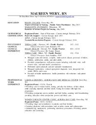 Cath Lab Nurse Sample Resume