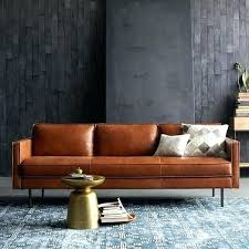 Light Brown Leather Sectional Amazing  Sofa With Catchy Tan61