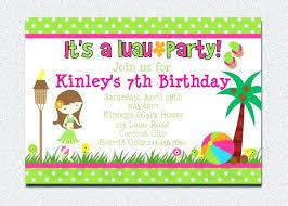 Hawaiian Pool Party Invitations Luau Party Invitation Wording Luau Party Invitation Hawaiian Luau