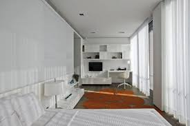home office design gallery. Decorating Fancy Design Gallery 26 All White Modern Home Office In Master Bedroom Ideas