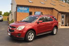2014 Chevrolet Equinox LT Red Used SUV Sale