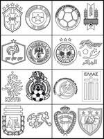 Fifa Coloring Pages Color Bros