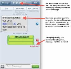 text someone from computer how to block spam text messages on the iphone or any phone by osx
