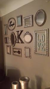 Best 25+ Empty frames ideas on Pinterest | Empty picture frames, Shabby  chic wall decor and Frame wall decor