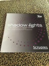 Details About Scruples Shadow Lights Color Chart Hair Color
