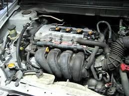 2005 Toyota Corolla 1ZZ-FE 1.8L I4 Engine Idling & Revving After ...