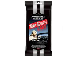 <b>Влажные салфетки</b> Top Gear Lady для <b>рук</b> купить по цене 109.0 ...