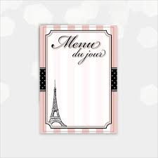 french menu template 36 blank menu templates free sample example format download for