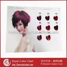 Salon Henna Permanent Hair Dye Hair Color Chart From