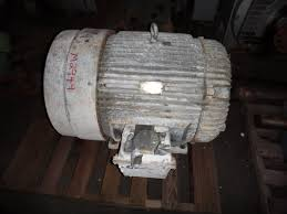 allis chalmers 125 hp 1185 rpm electric motor transamerican equipment pany