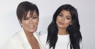 kylie cosmetics s insram was hacked by kris jenner for mother s day vogue