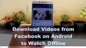 The Best Way to Download HD Facebook Videos on Android - YouTube