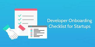 Developer Onboarding Checklist For Startups Process Street