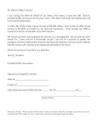 Verification Letter From Employer Income Verification Letter Onourway Co