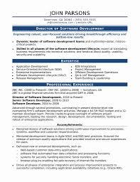 50 Awesome Senior Developer Resume Sample Simple Resume Format