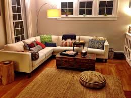 Jute Rug Living Room Living Room With Jute Rugs Transitional Rugs Contemporary Area Rug