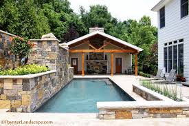 pool house kitchen. Pool House Plans With Outdoor Kitchen S