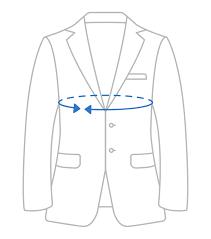 Suit Navy Plain Napoli P5229m Suitsupply Online Store