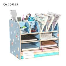 Book Display Stand Staples Desk Tray Organizer Paper Storage Trays Desk Organizer Tray 1