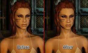 Skyrim Hair Style Mod skyrim mod unpcbbe body texture blender tutorial youtube 6579 by wearticles.com
