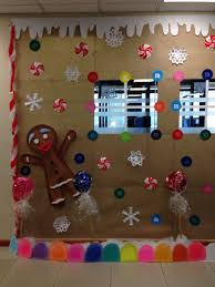 cubicle decoration in office. Gingerbread Cookie House Office Decoration. Cubicle Decoration In