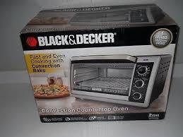 unique black decker countertop oven for blackdecker 6 slice convection countertop toaster oven silver to1660b 14