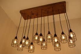 image of diy edison bulb chandelier sia